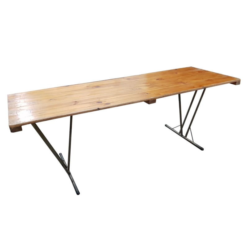 wooden table adelaide