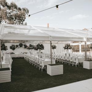 pavilion wedding marquee wedding