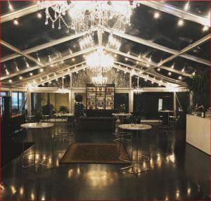 Black Pavilion flooring