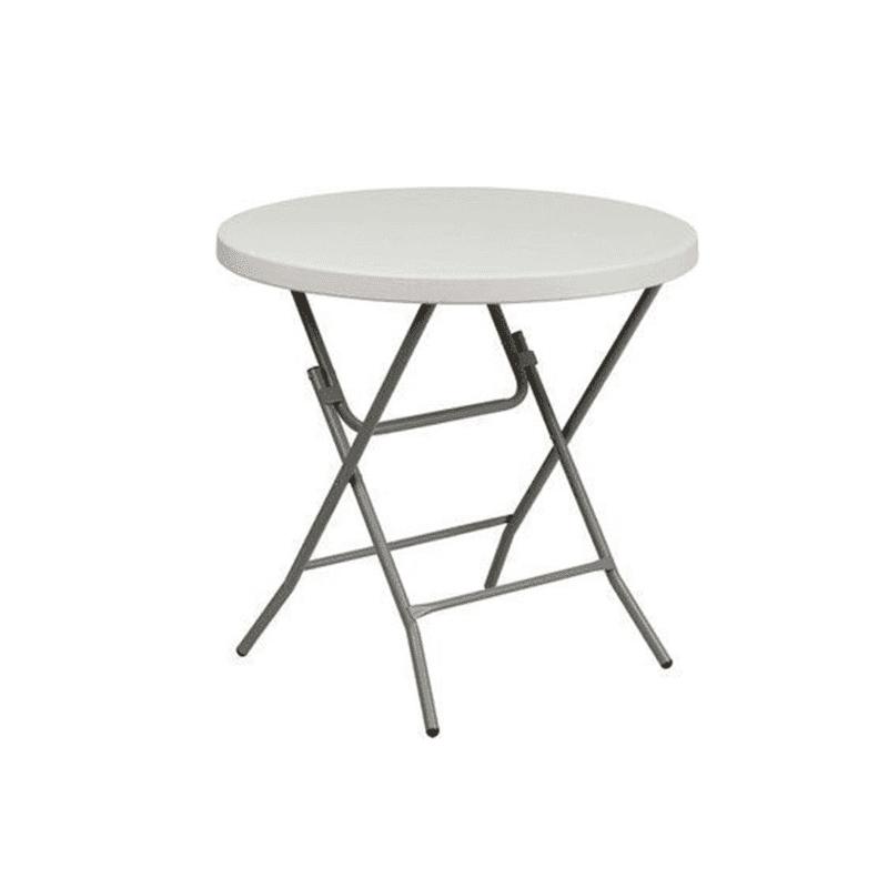 plastic round table adelaide