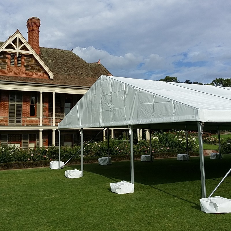 Pavilion Hire event at Urrbrae