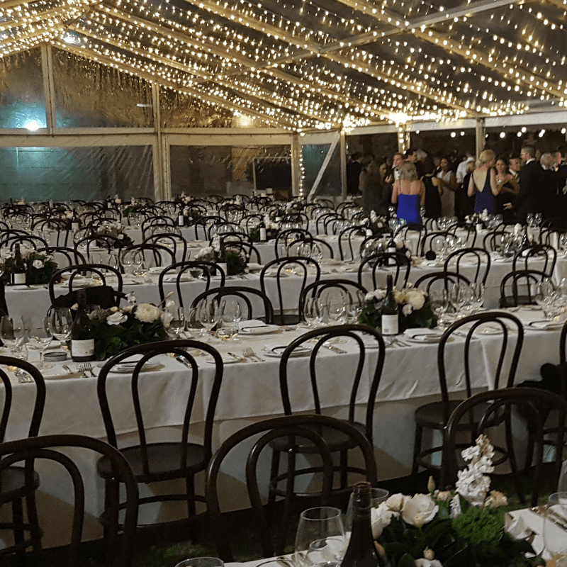 Event hire at the museum