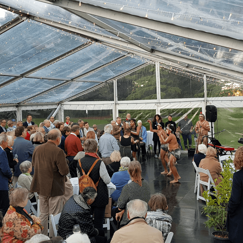 Events in the Botanic Gardens