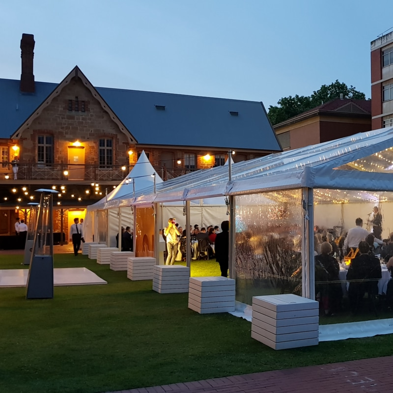 wedding Pavilion Hire,Marquee and Pavilion Hire For Weddings, Functions & Events Pavilion Hire clear roof Hampton pods