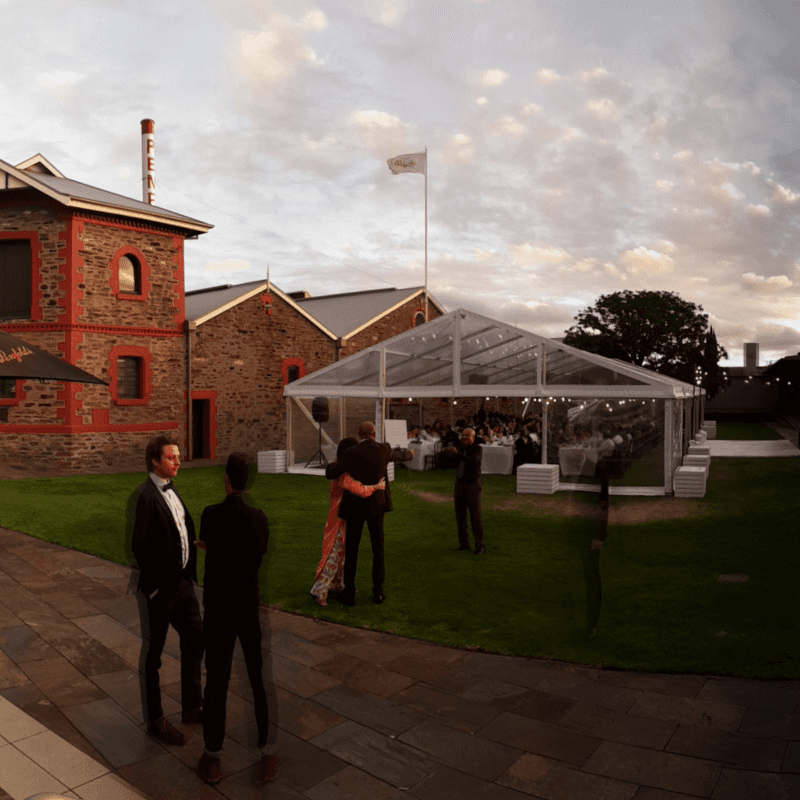 Penfolds Magill Estate wedding