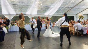 Dance floor for hire