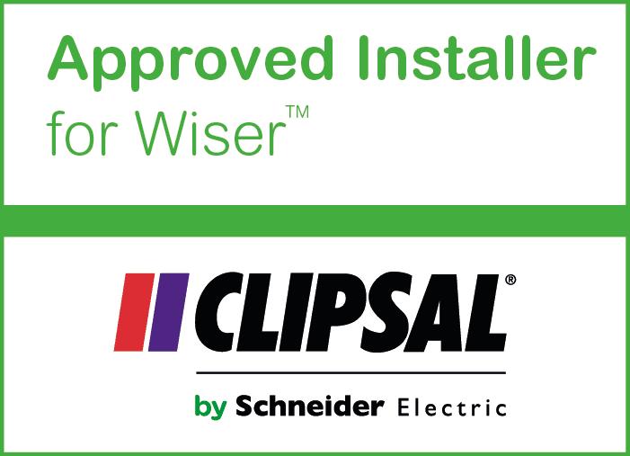 Clipsal by SE_Approved Installer_Wiser_CMYK