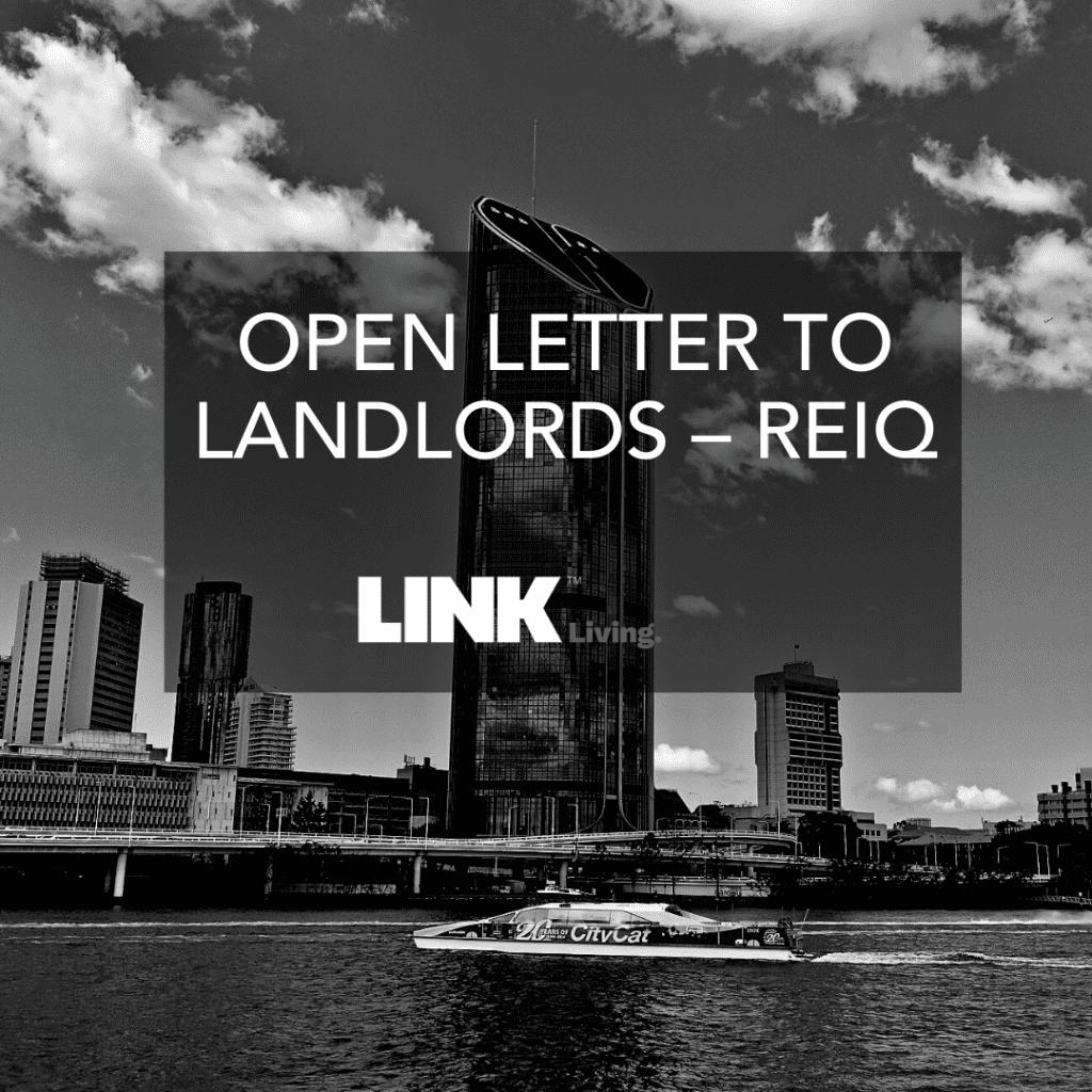 Open Letter to Landlords – REIQ