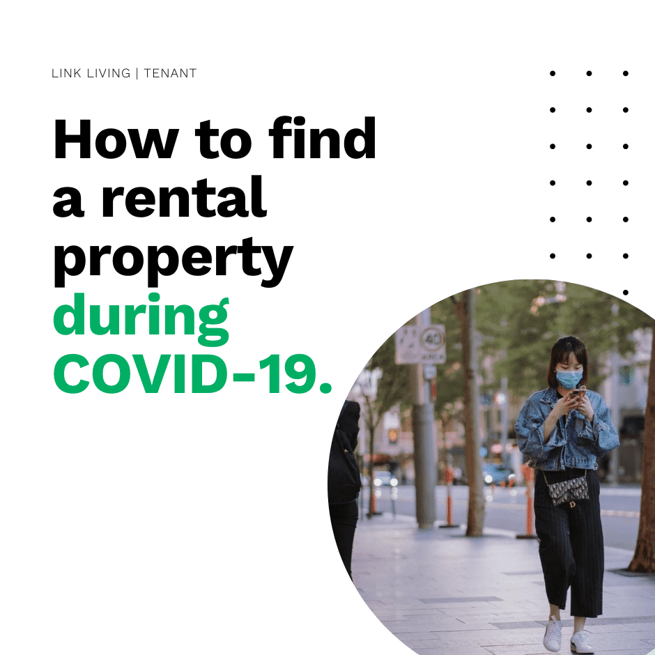 How to find a rental property during COVID-19