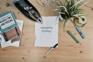 Web Strategy Approach
