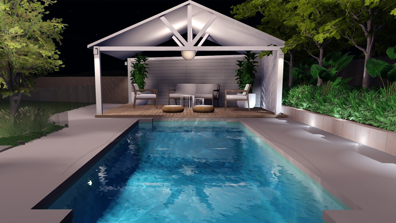 3D Pool Pro </br>Night