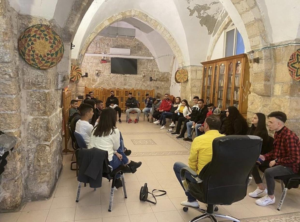 القدس جمعية شباب البلدة القديمة