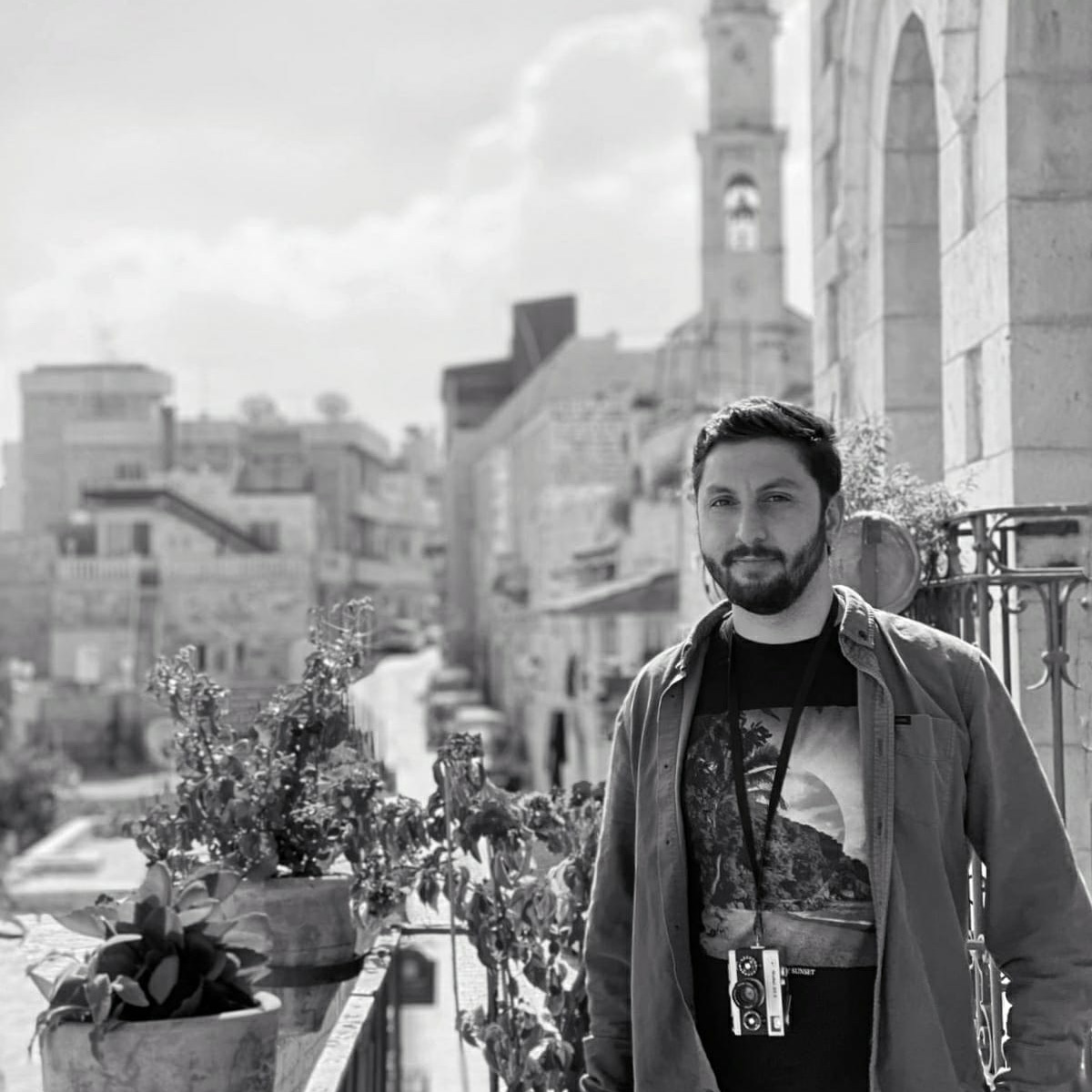 Aref Massalha Picture