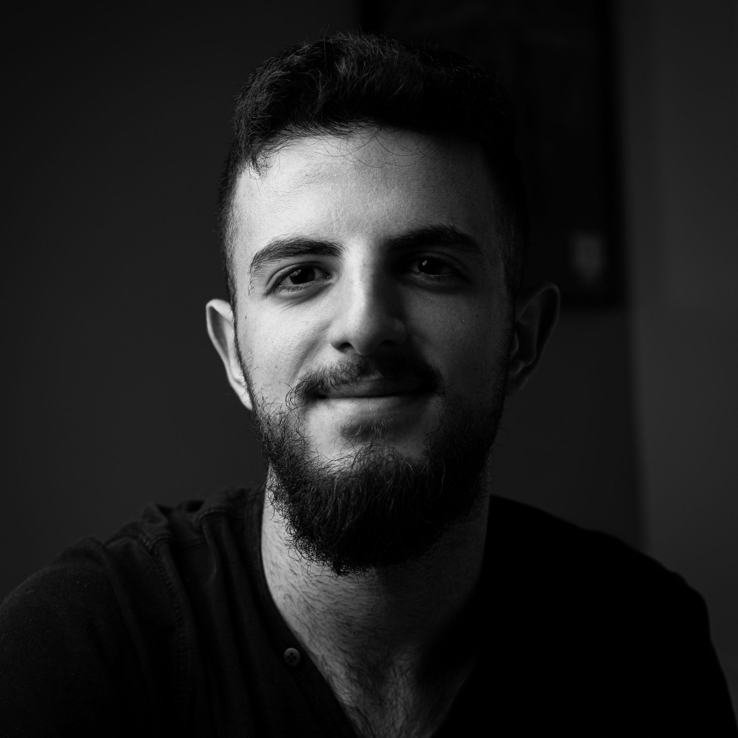Firas Marjieh - Self Portrait